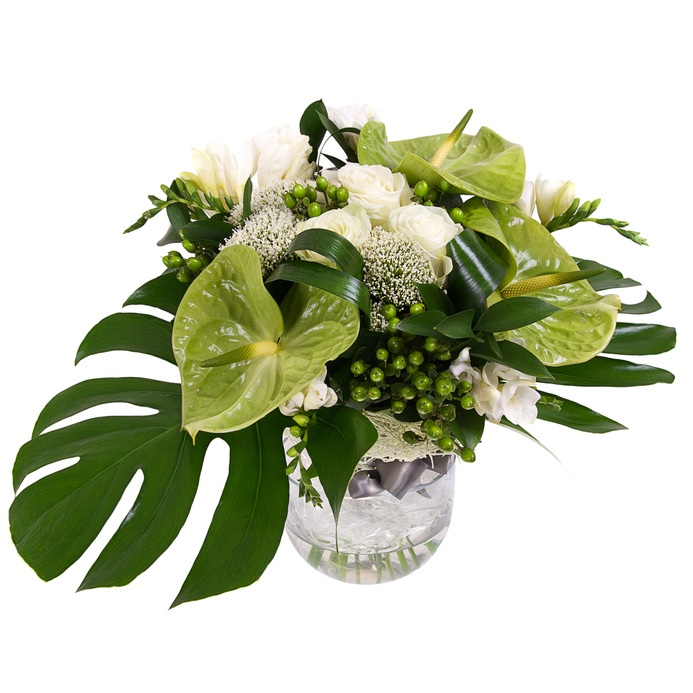 anthurium flowers arrangement